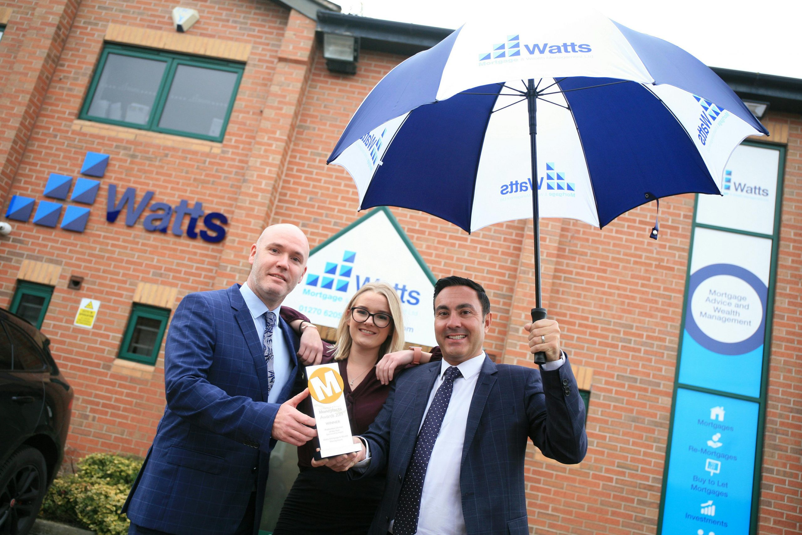 Watts Mortgage & Wealth Management retain coveted industry accolade - Independent Mortgage Advice & Broker Nantwich